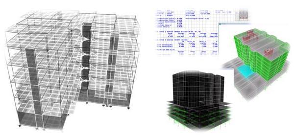 طراحی سازه هامحاسبه و طراحی سازه ها